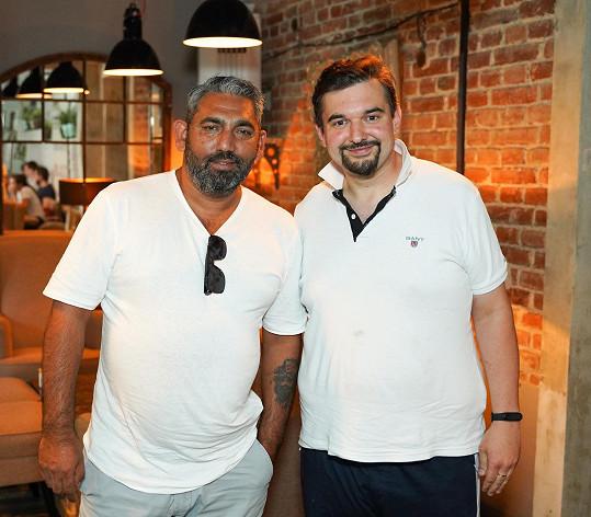 Tomáš Magnusek a Zdeněk Godla se chystají na natáčení filmu Bastardi 4.