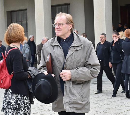 Jan Vlasák ze seriálu První republika