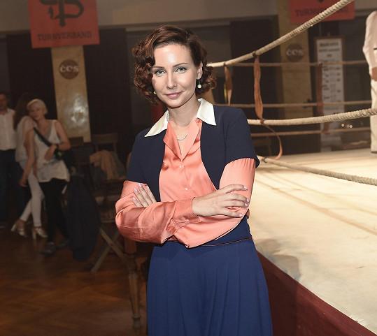 Veronika Arichteva jako Magdaléna je oblíbenou postavou seriálu.