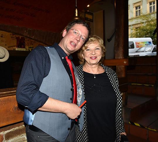 S Alešem Cibulkou
