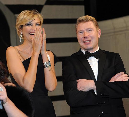 Loni byla pro Nadaci Terezy Maxové na plese vybrána rekordní částka 2,5 miliónu korun.