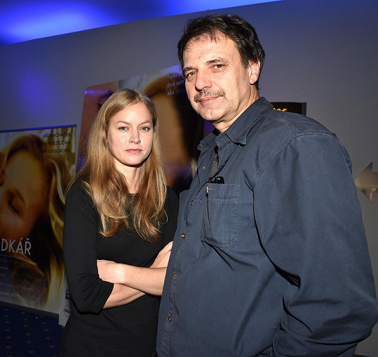 Do filmu si ji vybral režisér Vladimír Michálek.