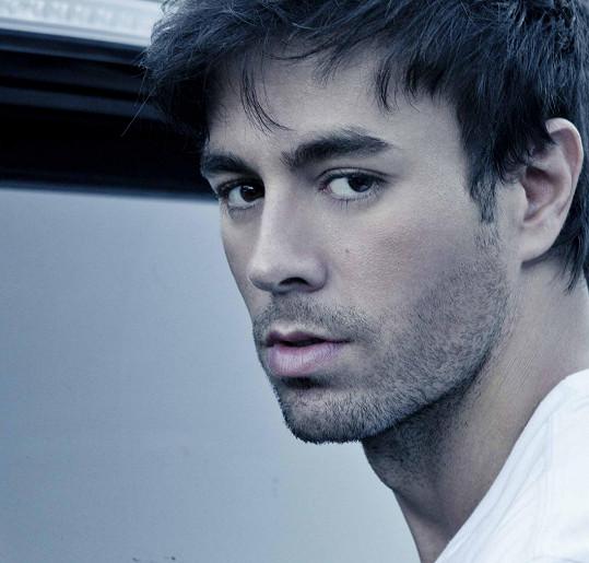 Enrique Iglesias se chystá do Prahy.