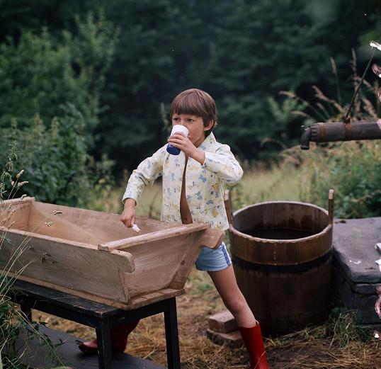 Tomáš Holý ve filmu Jak dostat tatínka do polepšovny (1978).