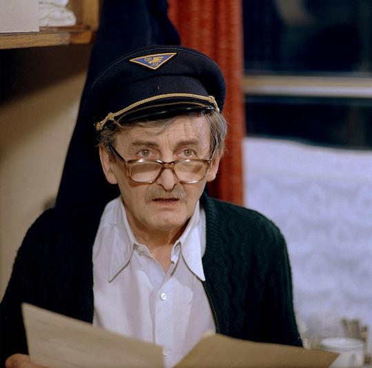 Zdeněk Řehoř ve filmu Lůžko (1979)