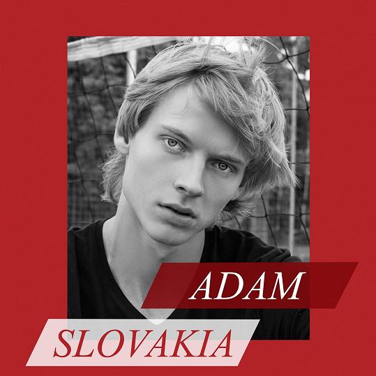 Mezi muži na Slovensku zvítězil Adam Cmarko.