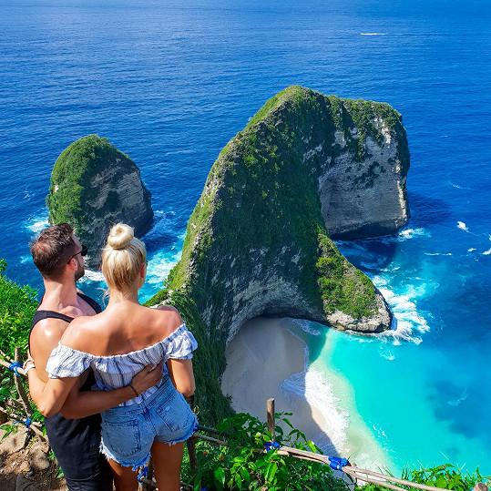 Nusa Penida a jeho krásné výhledy