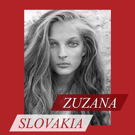Slovenskou vítězkou je Zuzana Hodáková.