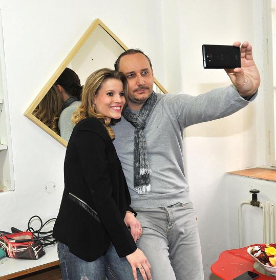 Selfie na památku