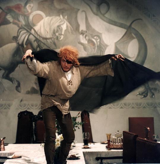 Ivan Palúch jako princ Bajaja