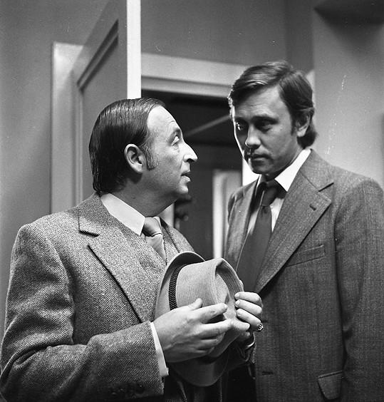 Hlavní roli si zahrál v kriminálce Sázka na třináctku (1977).