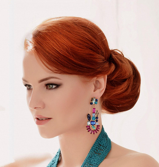 Kamila jako elegantní dáma