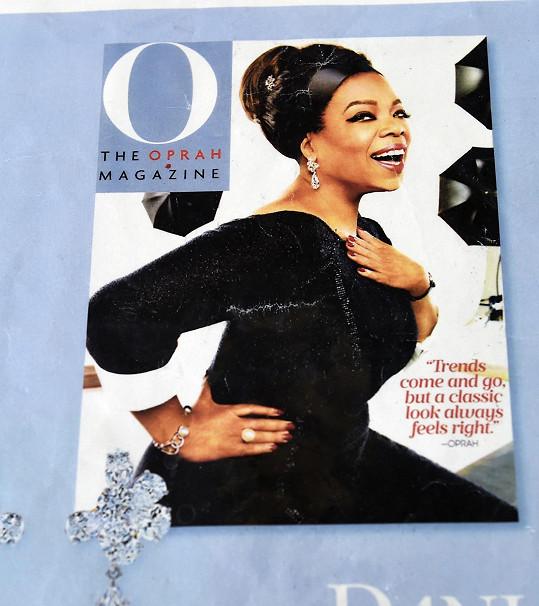 Ty před ní vynesla Oprah Winfrey.