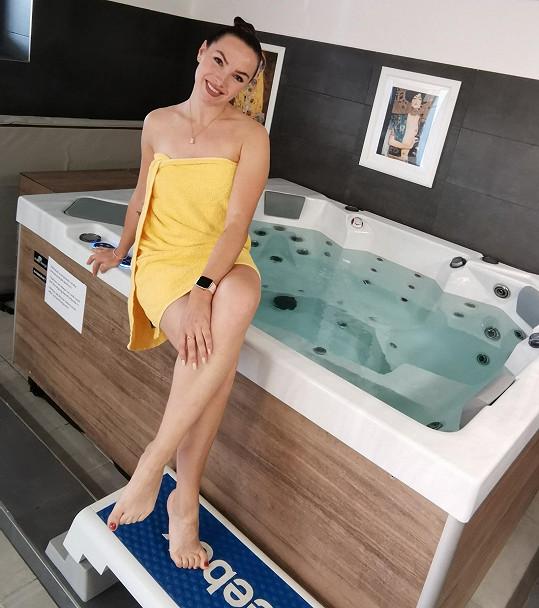 Kamilu čeká nabitý měsíc, rozhodla se vyrazit za relaxem.