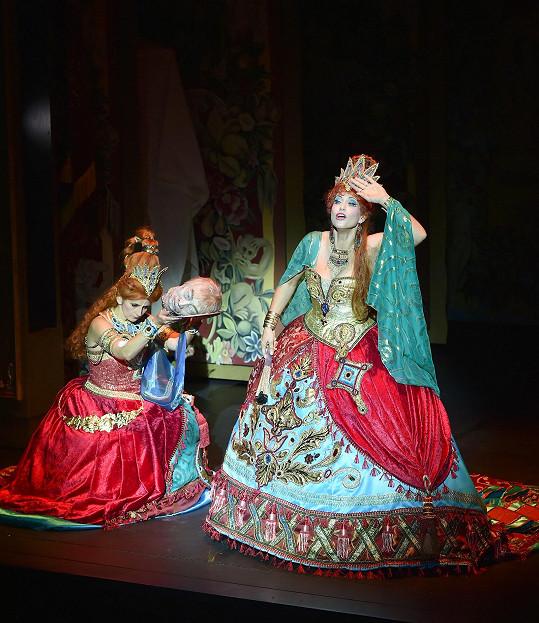 Fantom opery má premiéru již tuto sobotu.