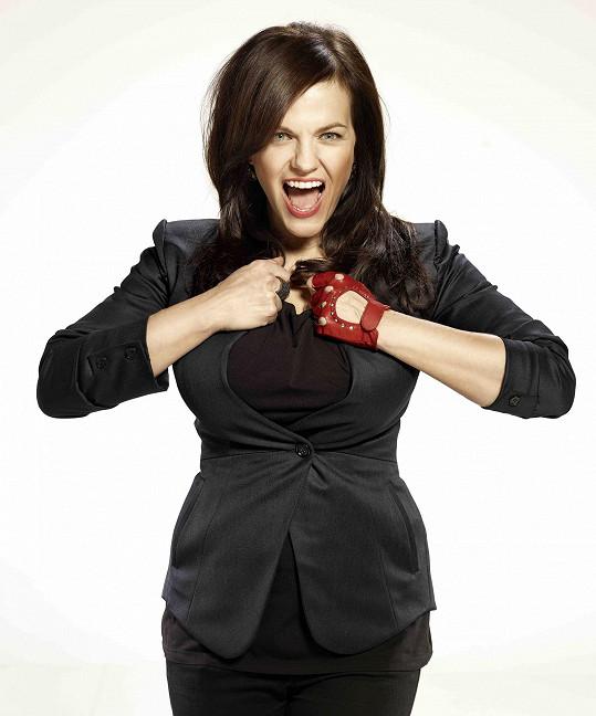 Své hudební a porotcovské zkušenosti zúročí v nové řadě SuperStar i populární zpěvačka Marta Jandová.
