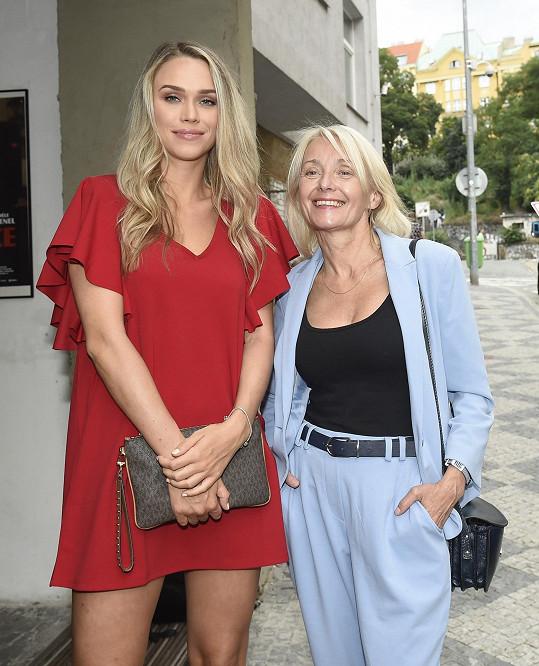 s Vincentovou mámou Veronikou Žilkovou si rozumí.