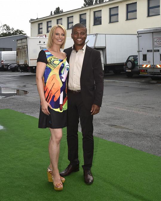 Kristina s Reyem Korantengem