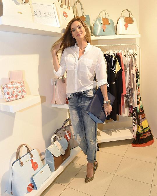 Andrea patří mezi nejúspěšnější modelky.