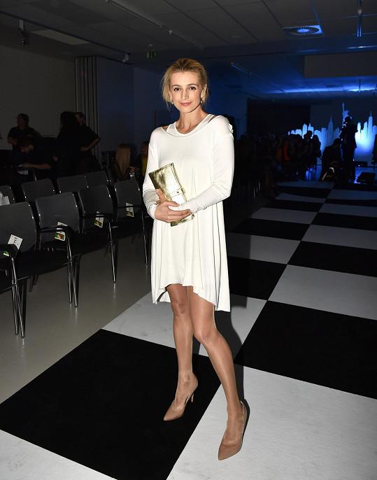 Ivana Jirešová by si nepřála, aby její dcera toužila stát se modelkou.