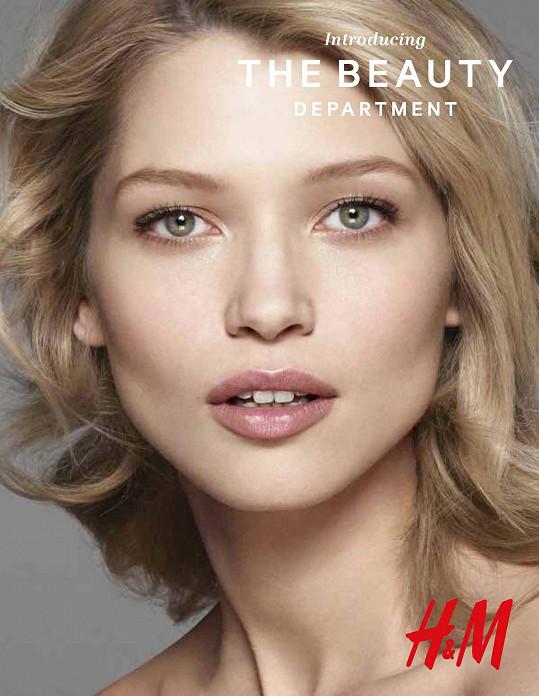 Česká topmodelka na obálce magazínu H&M