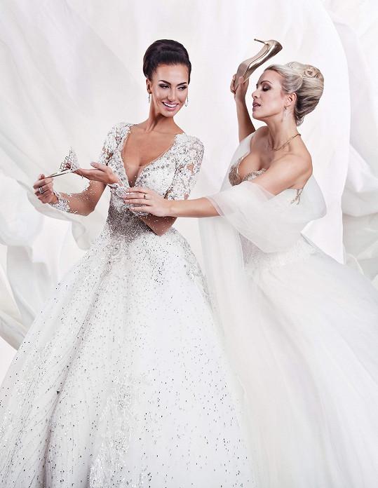 Budou v soutěži vybírat tu nejlepší nevěstu.