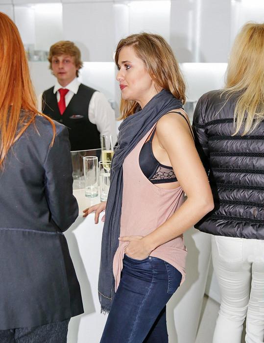 Účinky cvičení na sobě začala moderátorka pozorovat prakticky okamžitě.