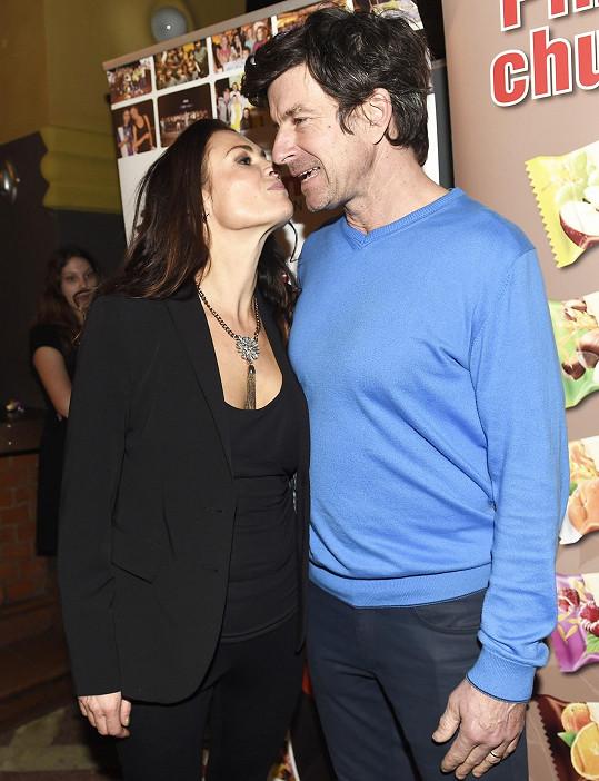 S manželem Jindřichem