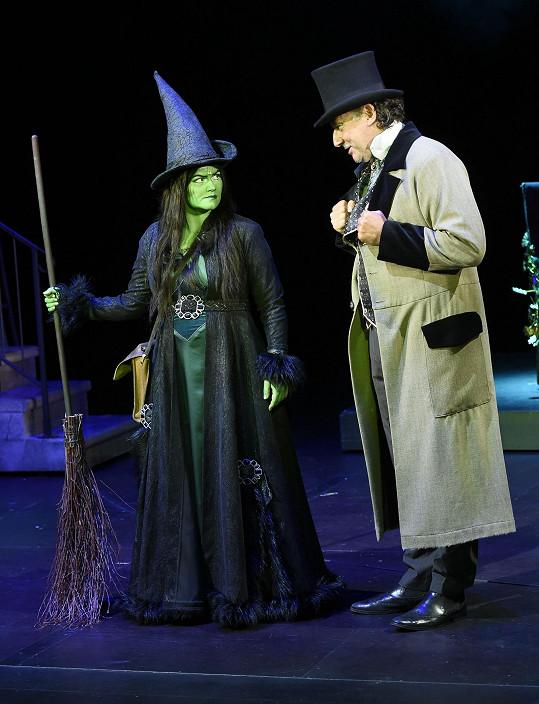 A s čarodějem Marianem Vojtkem