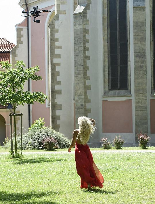 Točilo se v zahradě bývalého kláštera augustiniánů kanovníků.