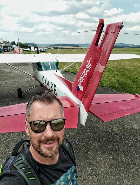 Zatím jen na malá letadla