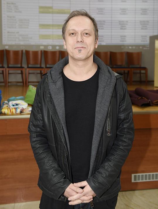 Viktor Dyk se nedávno podruhé narodil.