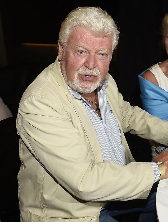 Milan Drobný se v minulosti opřel do Ivany Gottové. Karel Gott s ním poté nemluvil.