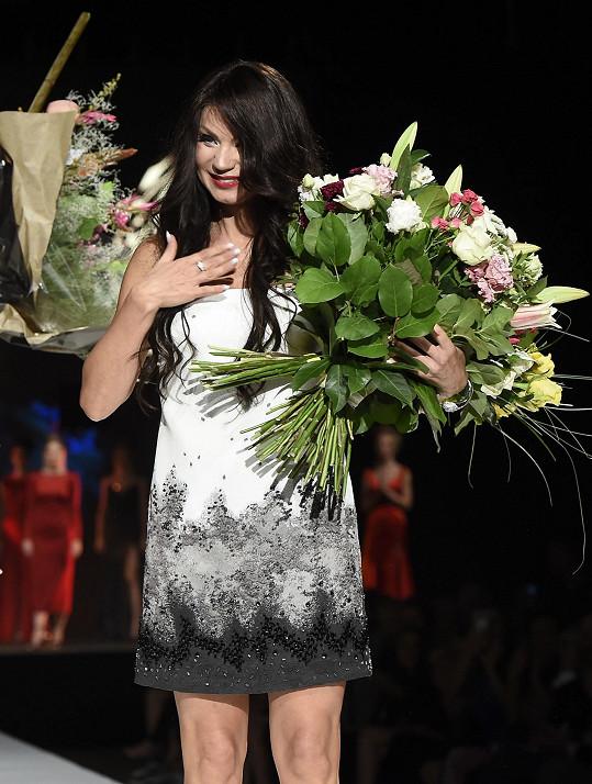 Natali Ruden si vyzkoušela image Asiatky.