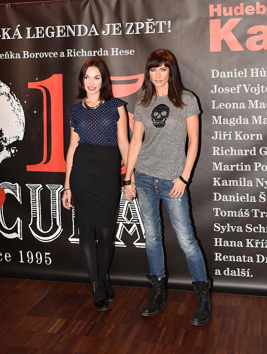 Kamila se v Draculovi bude alternovat s Dankou Šinkorovou.