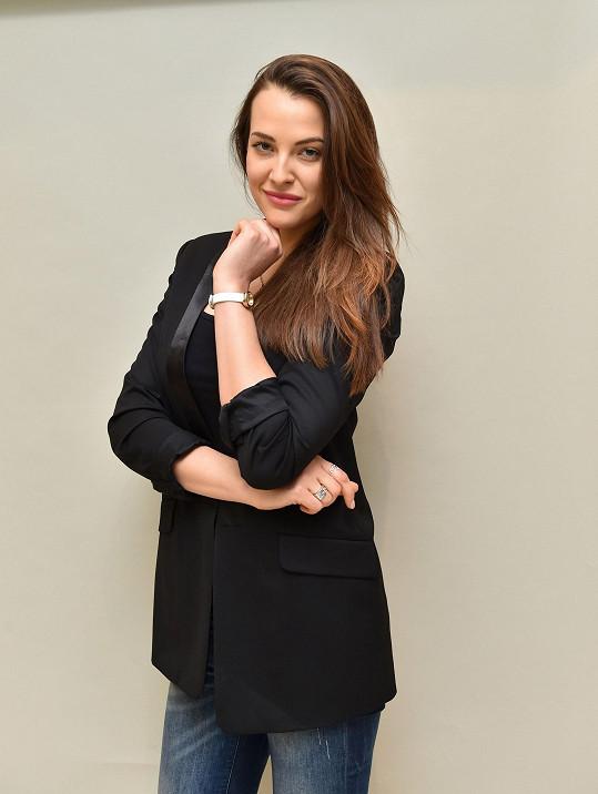 Katka Sokolová už není single.
