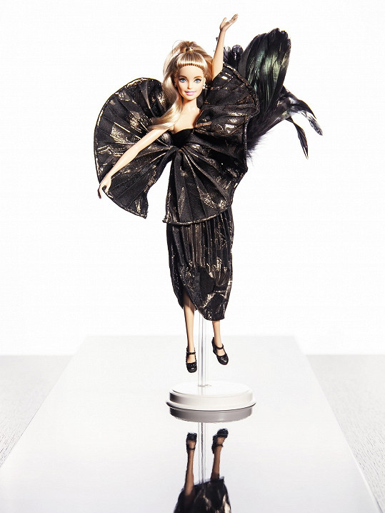 Takhle model pojala Beata Rajská.