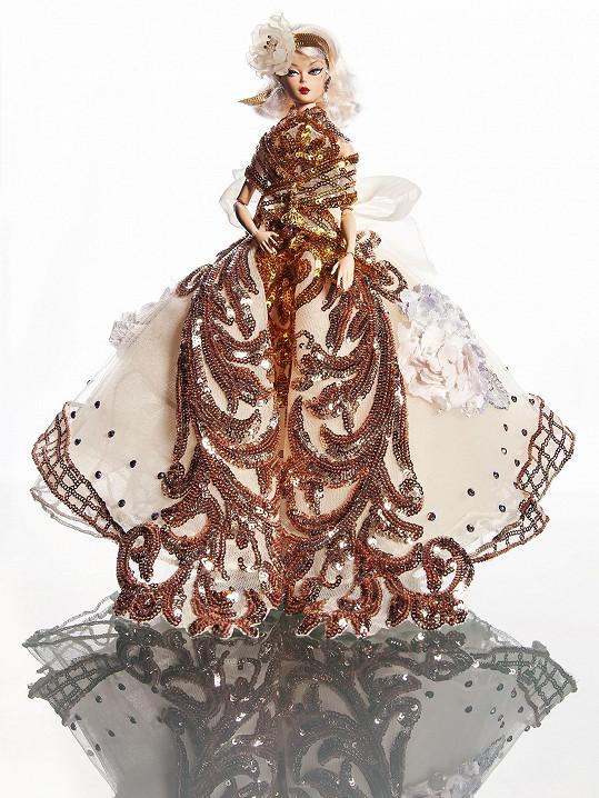 Panenkovské šaty od Alice Abraham