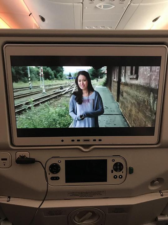 V češtině s anglickými titulky je v nabídce i film Miss Hanoi s Ha Thanh Špetlíkovou.