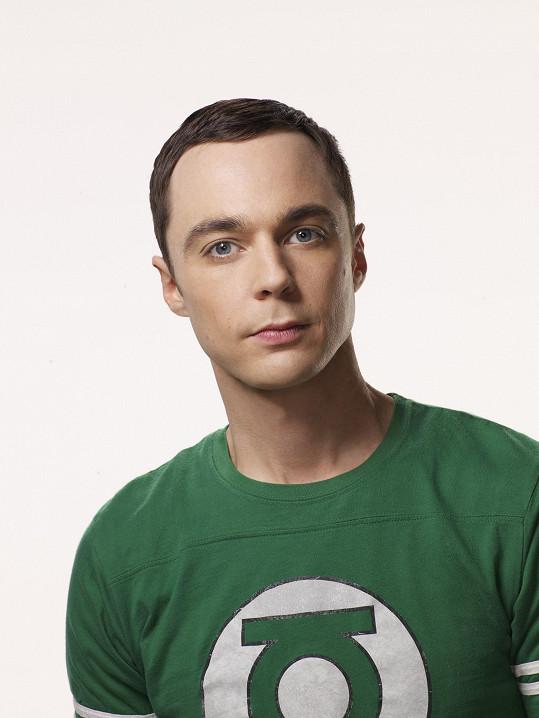 Jim Parsons jako Sheldon