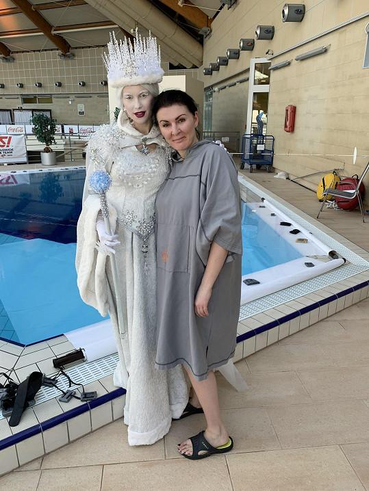 Drlíková je i autorkou kostýmu.