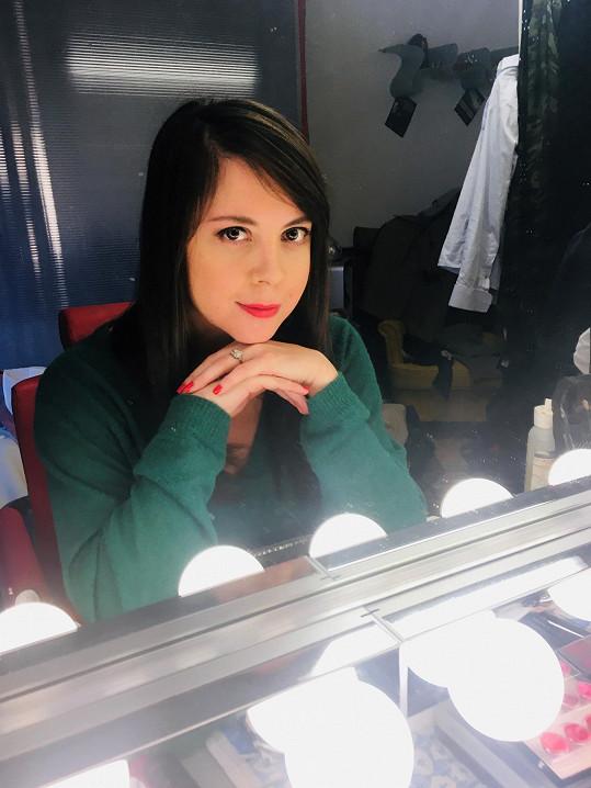 Od herectví už Silvie upustila a věnuje se produkci.