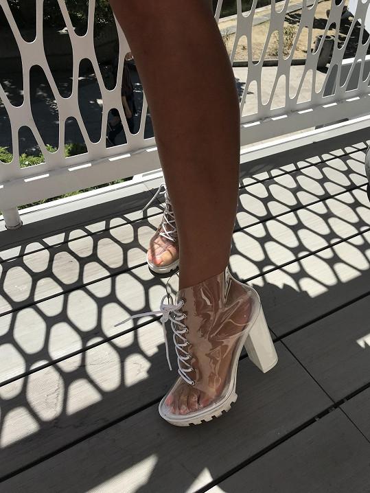 Neliny neuvěřitelné boty