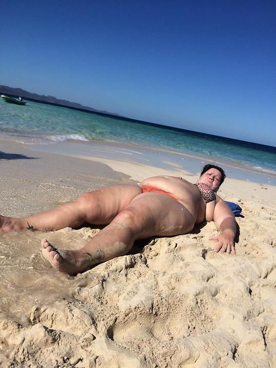 Tohle byste při procházce po pláži potkat nechtěli...