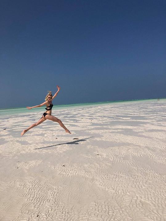 Na dovolené na Zanzibaru