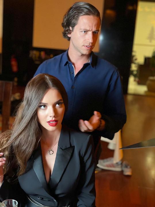 Hlavní roli v klipu dostala Gášpárová.