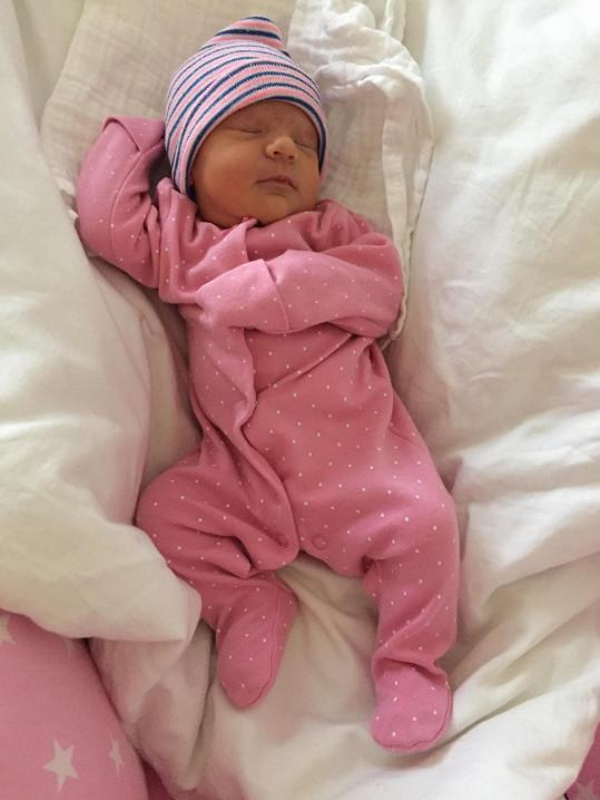 Nela se narodila 3. ledna.