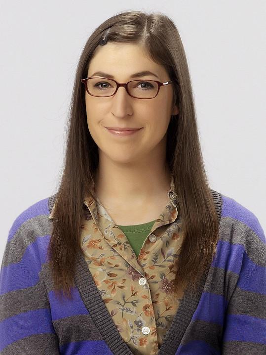 Mayim Bialik jako Amy