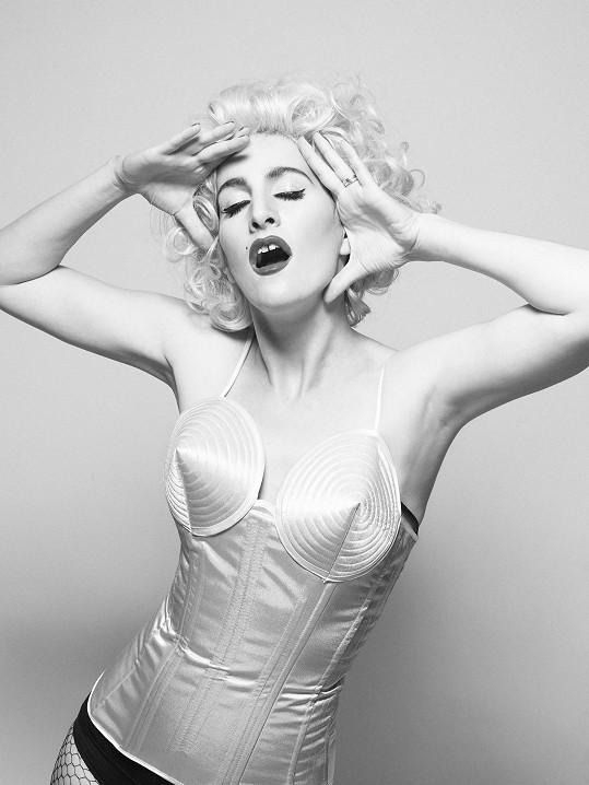 Klára Vytisková jako Madonna