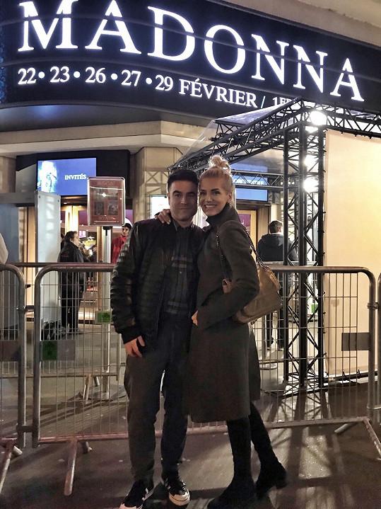 Nápad vytvořit vlastní značku vznikl v Paříži. Do města světel vyrazila loni v únoru s kamarádem Michalem Čechem na koncert Madonny.